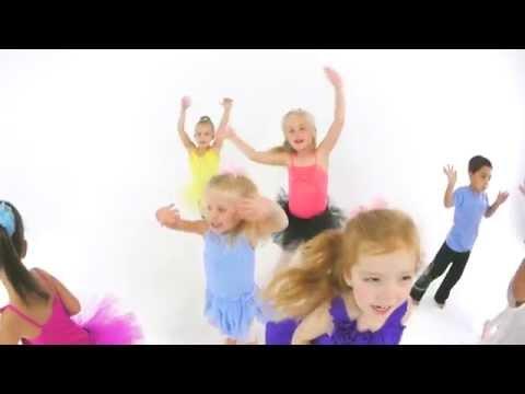 Creative Movement - Kids Dance Music