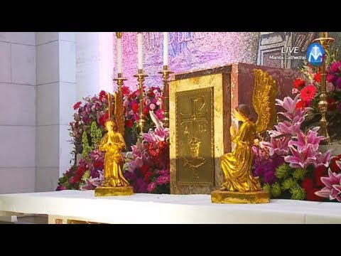 Holy Mass of the Lord's Supper on Holy Thursday from Manila Cathedral | 29 March 2018