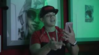 Haters Remix - J Álvarez, Bad Bunny, Almigthy (Making Off)