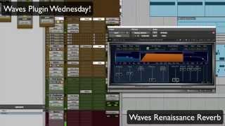 Waves Renaissance Reverb - Waves Plugin Wednesday!