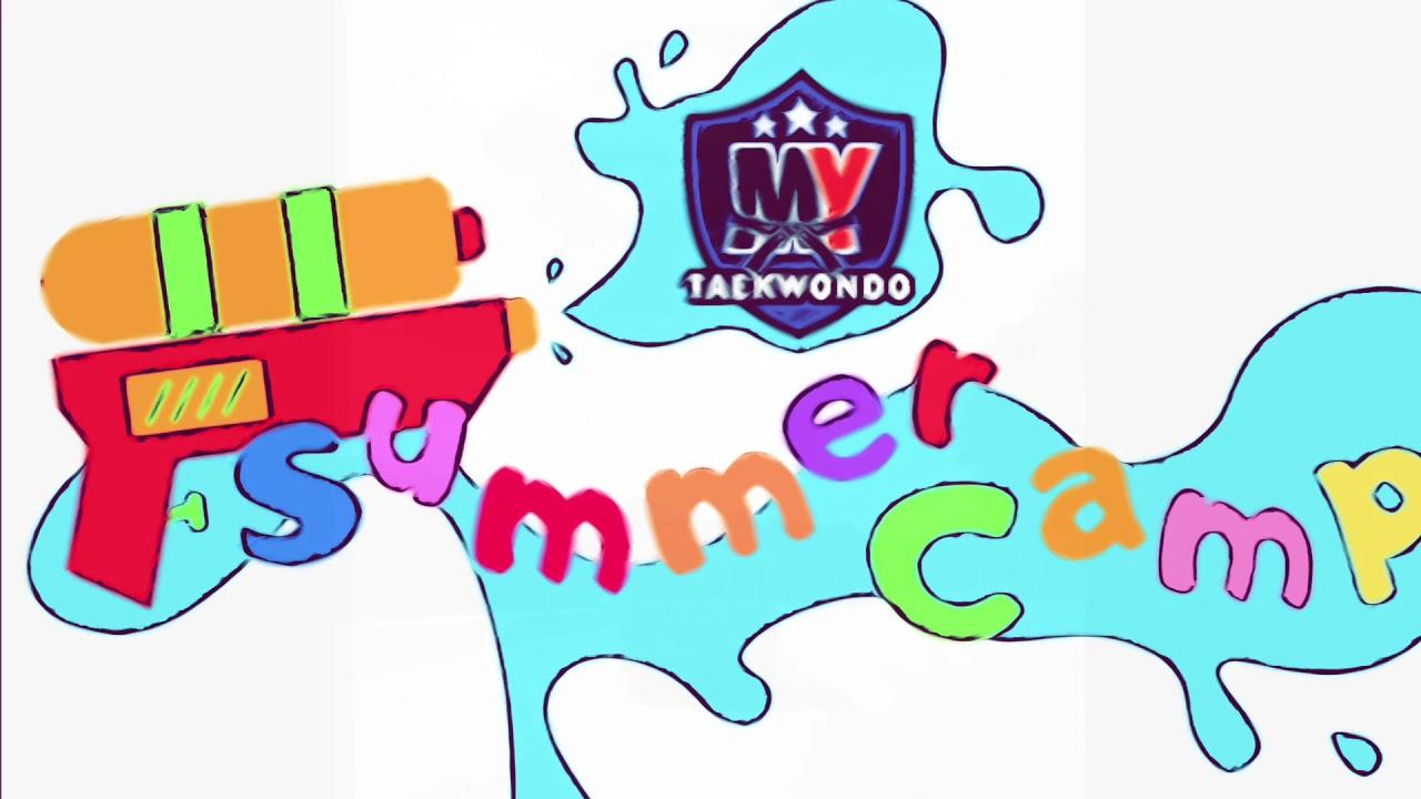 MY Taekwondo summer camp at cmor