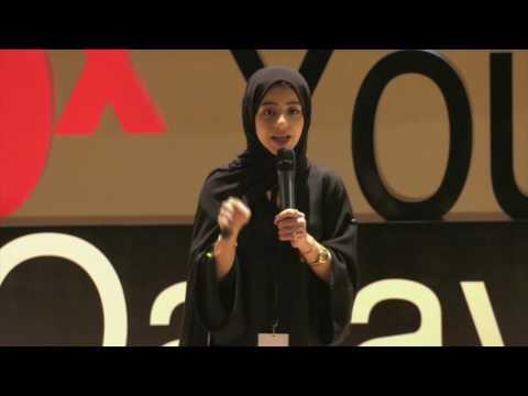 Because I'm a Girl | Aysha AlAli | TEDxYouth@AlQarayen