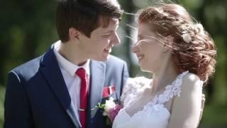 Свадьба Елены Пановой в платье Elena Romanova