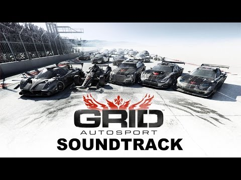 GRID Autosport Soundtrack - Full Mix v2 (Complete OST)