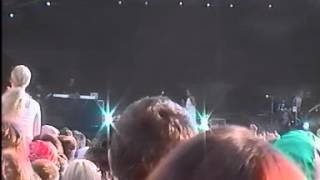 Kosheen - Face in A Crowd - Live Sziget Festival 2002