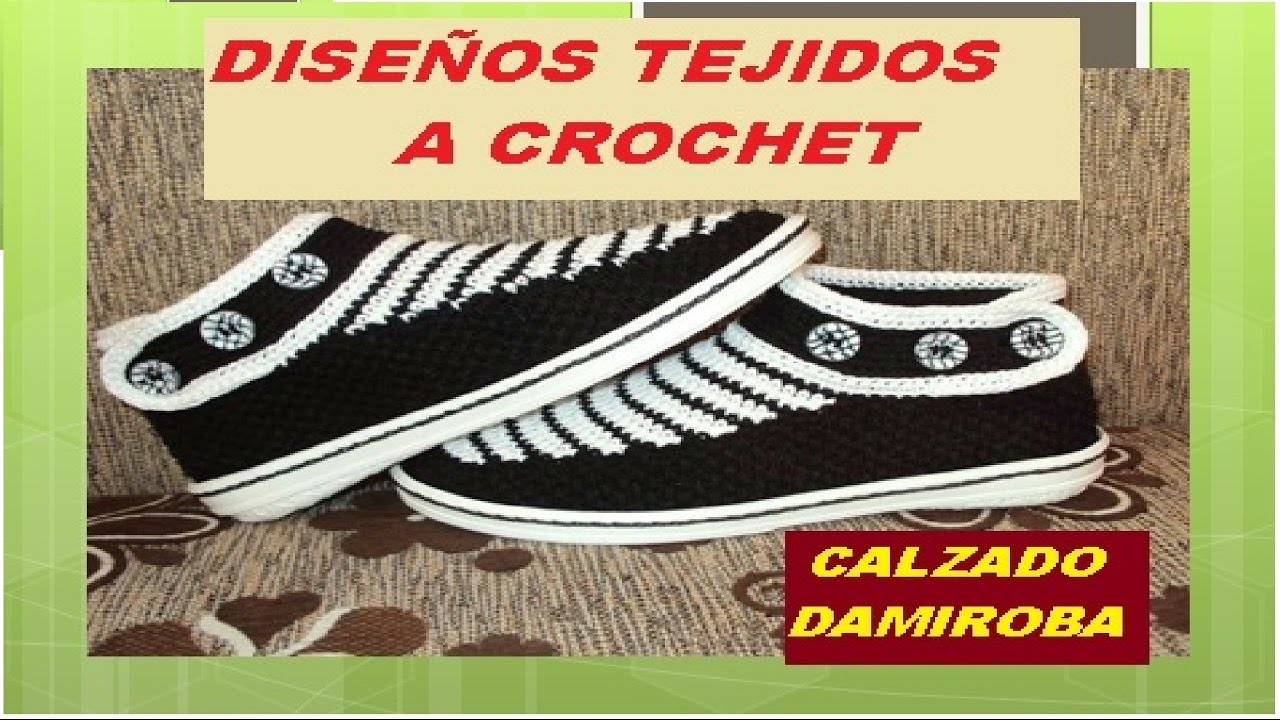 A Todo ZapatosBotasSandaliasTenisPantunflas Trabajos Tejido Crochet De Recopilacion zMpSUV