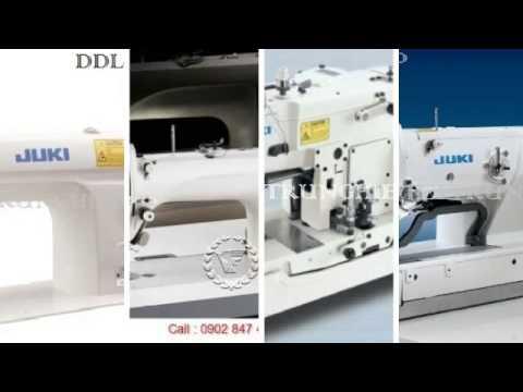 Bán máy may công nghiệp, máy vắt sổ, máy khâu gia công quần áo xuất khẩu