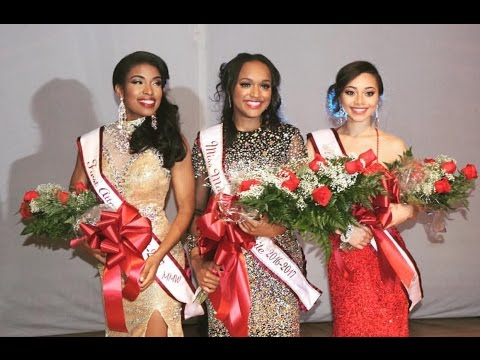 Morehouse College 2016 Miss Maroon and White Pageant | BrelynnBarbie