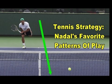 Tennis Strategy: Rafael Nadal's Patterns Of Play