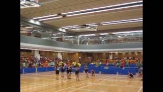 十八區跳繩大賽 30.10.2016 中學組 離島區代表 長