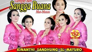Gambar cover Campursari Sangga Buana   Kinanti Sandung   Sl Mayuro-Mat Matan