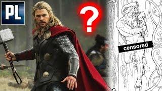 Чем Тор из фильмов отличается от настоящего древнего Тора, стража Асгарда? Боги Против Марвел № 1