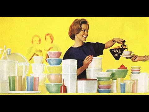 The Wonderful World Of Tupperware Plastics