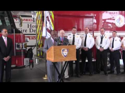 LyondellBasell Donation Provides Specialized Training For HFD