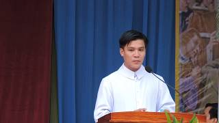 Đáp ca Thánh Lễ - Tiên khấn tại Hội Dòng Thánh An-Tôn Xuân Sơn 09/11/2017