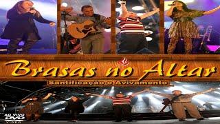 Dvd do ministério brasas do altar - forró Gospel