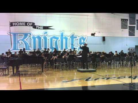 Best of Journey Medley - AHS Concert Band 2011