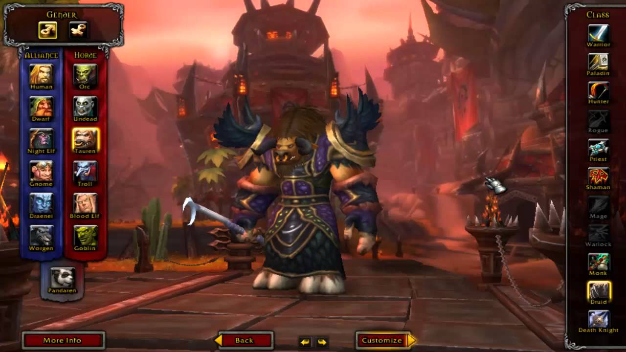 Best wow gold farming class world of warcraft youtube for Wow portent 5 4