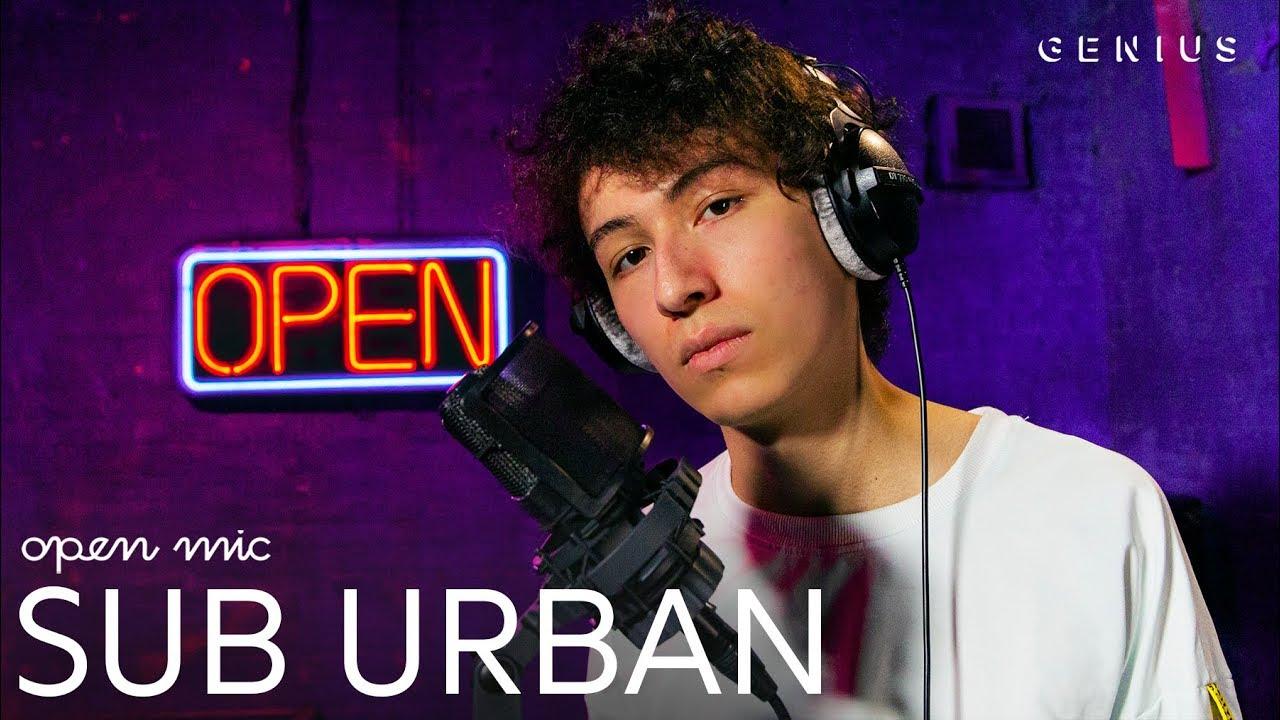 "Download Sub Urban ""Cradles"" (Live Performance) | Open Mic"