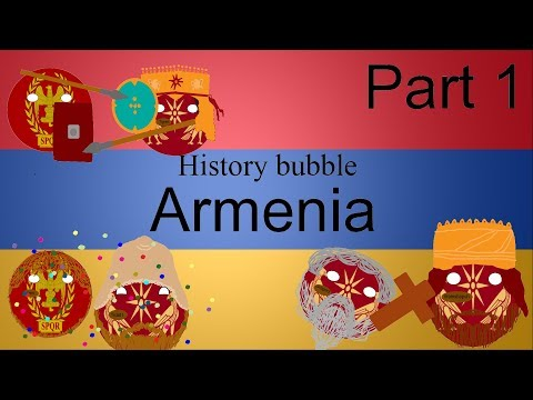 History Bubble ancient Armenia
