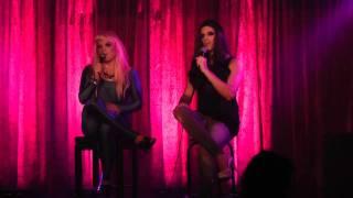 Apocalypstick - Tulita Pepsi Interview 04/03/2011 thumbnail