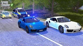 LS17 - Praktikant wird zum Geisterfahrer und verursacht großen Polizei Einsatz 🚓