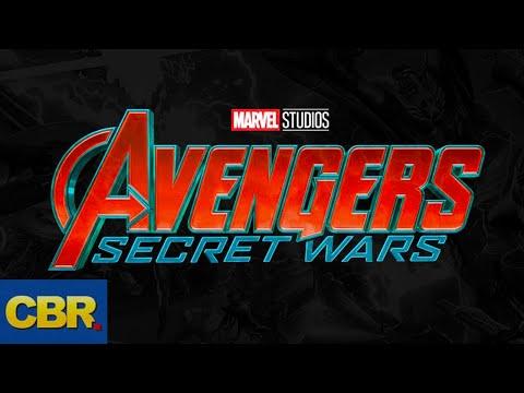 Avengers 5 Will Center Around The Secret Wars Storyline