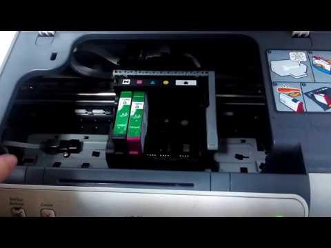 ¿Como cambiar cartuchos de tinta 364XL a impresoras HP Photosmart?