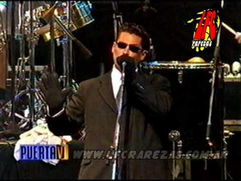"""LOS FABULOSOS CADILLACS """"BELCHA"""" LUCIANO JR. @ Estadio Obras, Buenos Aires 01/09/2000"""
