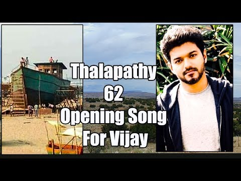 Actor Vijay Thalapathy62 Latest Updates