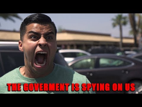 The Government Is Spying on Us | David Lopez