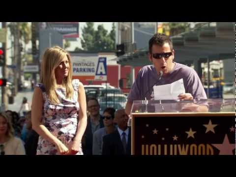 Adam Sandler's Speech to Jennifer Aniston - Hollywood Walk of Fame Ceremony