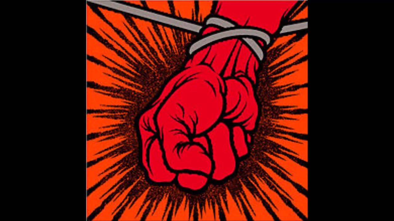 St Anger Album Cover