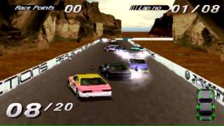 The Legendary Games (1/3) - Destruction Derby (PSX)