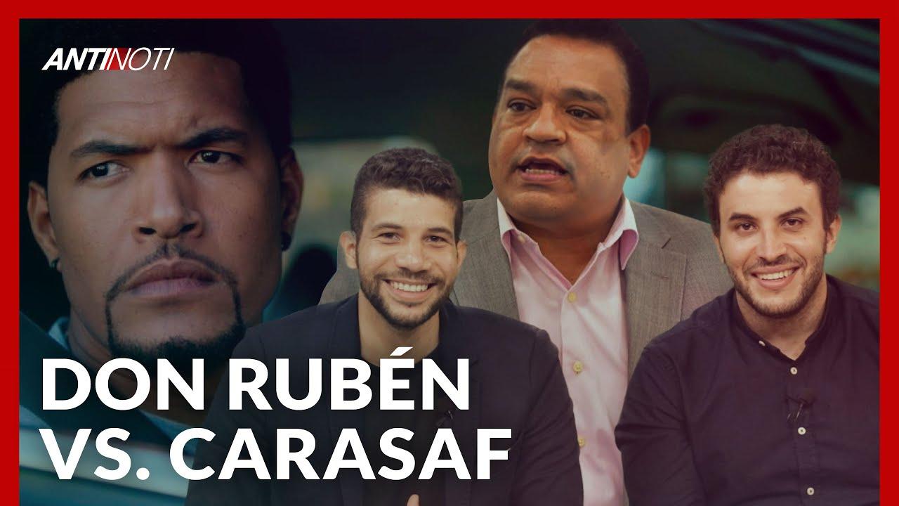 Experimento Social Termina En Conflicto [Carasaf VS Don Rubén] | Antinoti