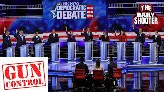 2019 Democratic Presidential Debate - Gun Control -