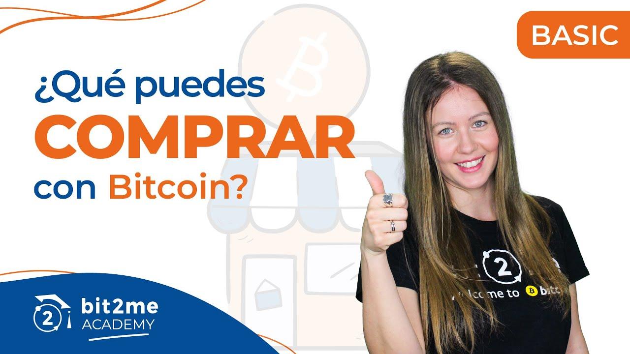 ciò che la gente compra con bitcoin
