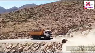 Excavator Accident Top Most Dentures scene