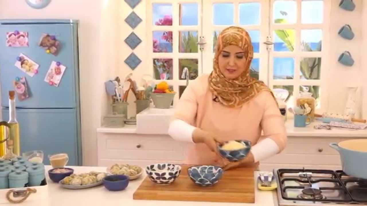 كروكيت الرنجة وسلطة الطحينة بالبصل مع أسيا عثمان فى مطبخ أسيا (الجزء الثانى)