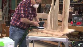 The American Woodshop Season 22 Web Extra: Sanding Tips