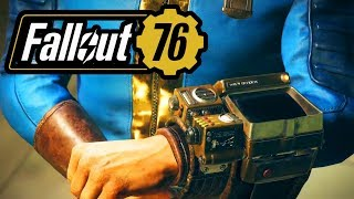 Fallout 76: OPEN WORLD SURVIVAL RPG? Indeph analysis, reaction and predictions