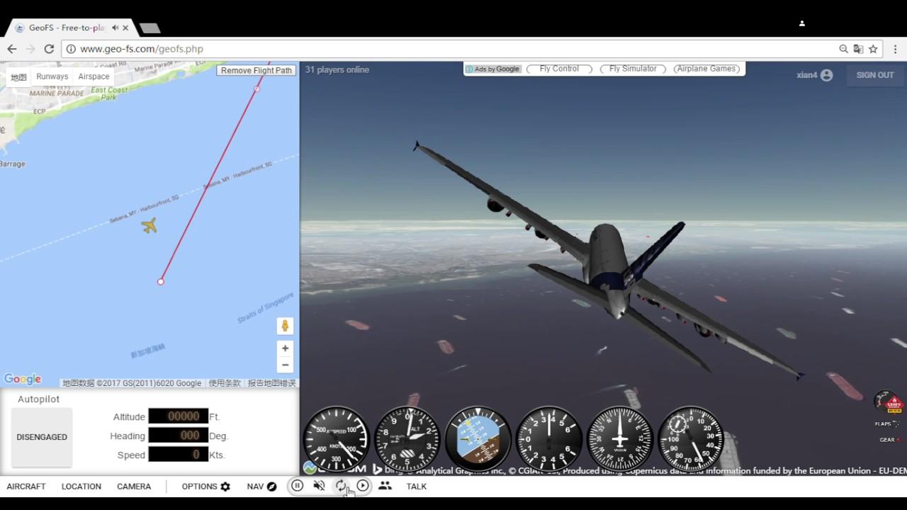 google earth flight simulator game | Games World