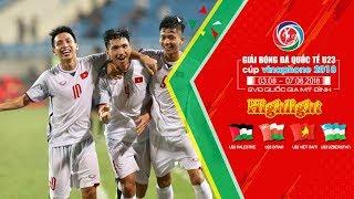 Highlight | U23 Việt Nam vs U23 Oman , Đoàn Văn Hậu với siêu phẩm ngoài hành tinh | VFF Channel
