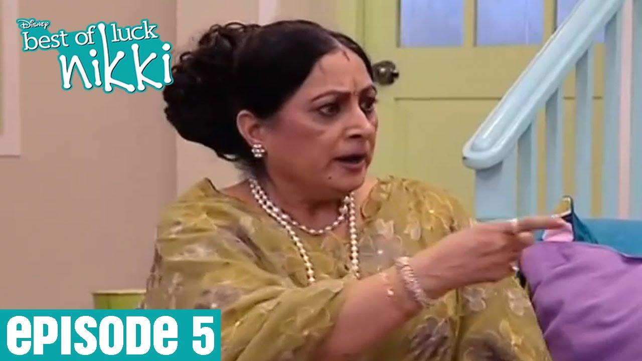 Download Best Of Luck Nikki | Season 1 Episode 5 | Disney India Official