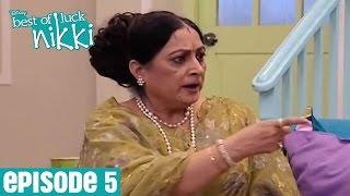 Best Of Luck Nikki | Season 1 Episode 5 | Disney India Official