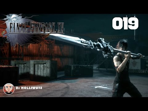Final Fantasy XV #019 - Rachefeldzug [XBO] Let's play Final Fantasy 15