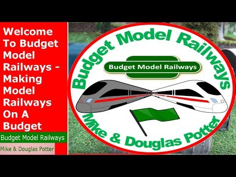 Welcome To Budget Model Railways – Making Model Railways On A Budget