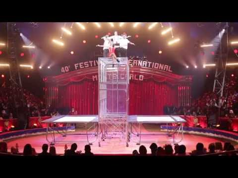 The Catwall Acrobats - 40th Circus Festival of Monte Carlo