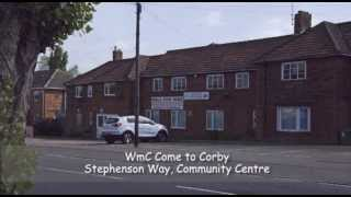 One Of Our Dog Training Venues - Stephenson Way Community Centre, Corby