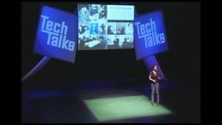 SCC TechTalks 2014 Speaker Sian Proctor